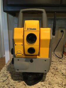 Trimble 5603 Dr200 Total Station And Tds Ranger Data Collector