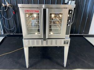 Blodgett Dual Flow Dfg 200 l Commercial Gas Convection Oven Propane