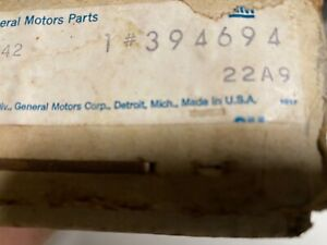 1967 67 Oldsmobile Cutlass F85 442 Ho Nos Gm Console Lid New