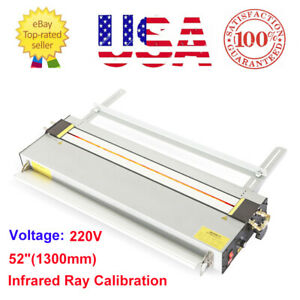 220v 52 Acrylic Pvc Bending Machine Bender Heater With Infrared Ray Calibration
