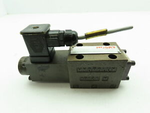 Husky Hydrolux Hydraulic Directional Proportional Solenoid Control Valve We42p06