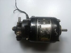 Bodine Electric Company Speed Reducer Motor Nse 11r Untested