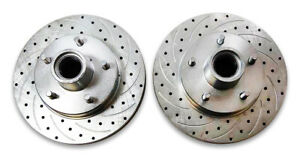 Gm Brake Rotors 82 92 Camaro 10 5 12mm Stud 5x 4 75 Bolt Pat High Performanc