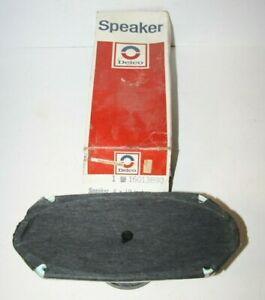 Nos Gm Oem Genuine Ac Delco 4 X 10 Speaker Gmc Chevy 16013890