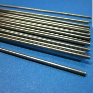 1 Pack 304 316 Stainless Steel Rod 3 16 Round 12 Long Bar Stock Rod