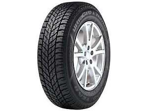 2 New 205 65r15 Goodyear Ultra Grip Winter Tires 205 65 15 2056515