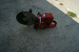 Solo 880 Gas Powered Concrete Cut off Saw We Ship Only To East Coast