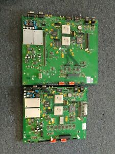 One Lot Of 12 Xilinx Virtex 4 Xc4vlx100 Chips On Board Chip Recovery