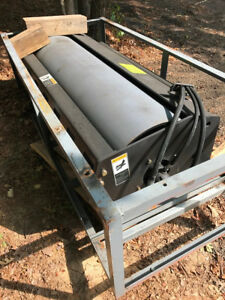 4000 For August New 2019 Skidsteer Bobcat 72 Vibratory Roller Compactor Video