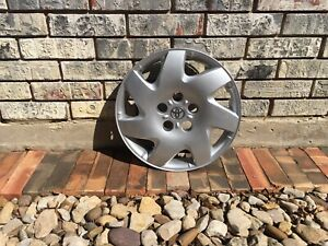 2002 2003 2004 2005 2006 Toyota Camry Wheel Cover Hubcap 16 Oem 42621aa100