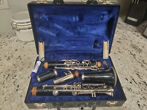 Excellent Evette Clarinet West Germany Serial Number 87132