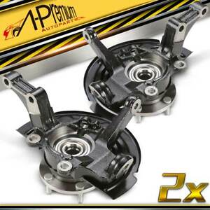 Front Left Right Wheel Bearing Hub Assembly For Nissan Altima 2002 2006 2 5l