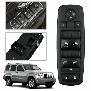 Driver Side Power Window Switch Fit For Dodge Nitro Jeep Liberty Dodge Journey