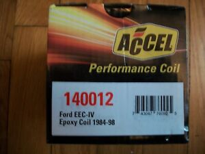 Ignition Coil Supercoil Accel 140012 Ford