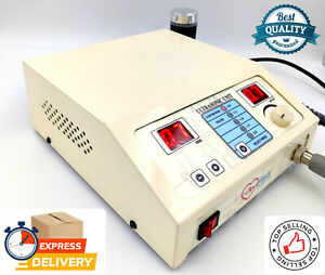 Professional Ultrasound Therapy Ultrasonic 1mhz Pain Relief Chiropractic Machine