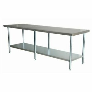 Darling Food Service S s 48 X 30 X 36 Work Table