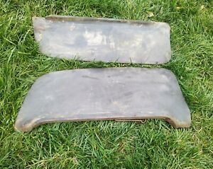 1951 Mercury Fender Skirts Oem Original Accessory Trim 1949 1950 49 Merc Custom