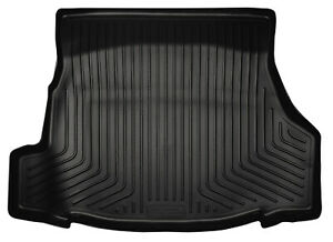 Husky Liners Weatherbeater Cargo Liner Mat Black For 2010 14 Ford Mustang