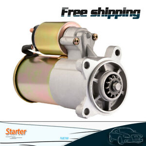 New Starter For Ford Expedition F 150 Mustang Excursion Lincoln Navigator 6646