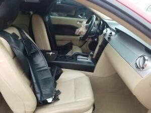 Console Front Floor With Ambient Interior Lighting Fits 08 09 Mustang 2578570