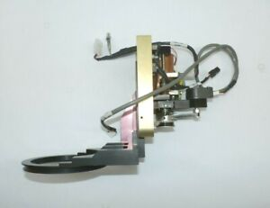 Microscope Stage Mount With Motor Assembly