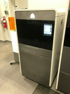 3d Systems Projet 3510 Hdmax 4 Print Modes 11 73 X 7 28 X 7 99 Inches Demo Unit