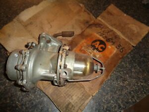1935 1936 Oldsmobile Nos Fuel Pump Gm