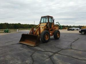 Case W14b Wheel Loader With Only 5 977 Hours