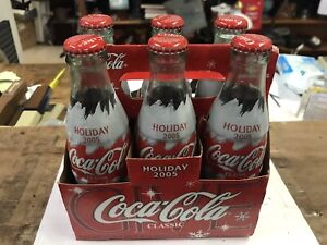 Coca Cola 6 Pack Holiday 2005