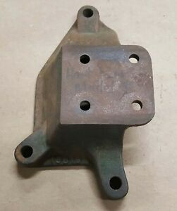Antique Vintage Hart Parr Magneto Mount Tractor Motor Engine
