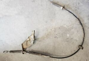 86 93 Mustang Shifter Cable Automatic Transmission 5 0 Aod Bracket 87 88 89 90