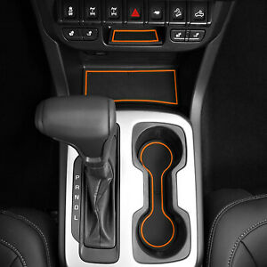 Liner Accessories For Chevy Colorado And Gmc Canyon 2015 2021 Cup Holder Inserts