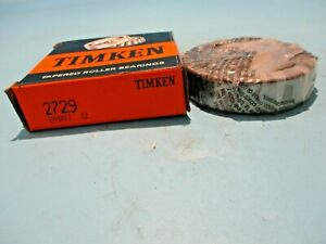 New Timken 2729 Tapered Roller Bearing Cup