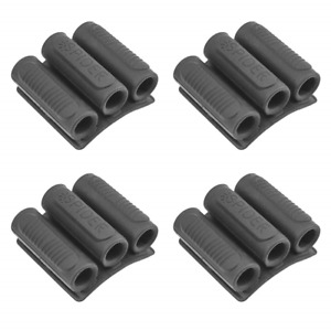 Spider Tool Holster Bitgripper V2 Pack Of Four Organize And Carry Drill Bits