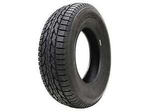 4 New P245 70r16 Firestone Winterforce 2 Cuv Studdable Tires 245 70 16 2457016