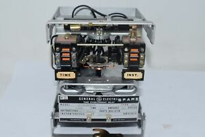 Ge 12iac66b4a Time Over Current Relay Toc 4 8a Ioc 20 80a