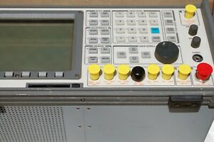 Ifr Com120 Updated Service Monitor Factory Refurbished Many Options Calibrated