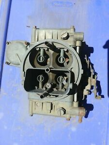 Holley 1850 2 1754 Carb Used For Parts