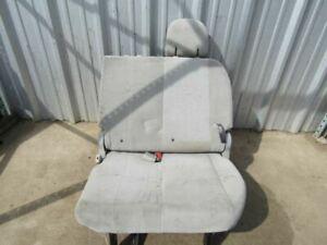 2011 2015 Toyota Sienna 3rd Last Third Row Left Driver Side Seat Rear Back Cloth