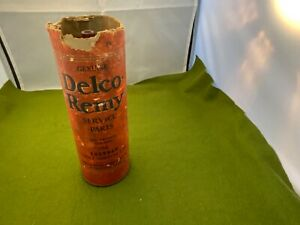 Delco Remy 6 Volt Ignition Coil 1859869 Vintage Auto Part