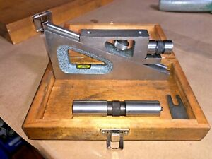 Planer And Shaper Gage Made In Japan