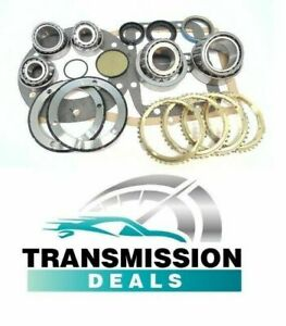 Dodge Getrag G360 5 speed Transmission Rebuild Kit With Synchro Rings 1988 up