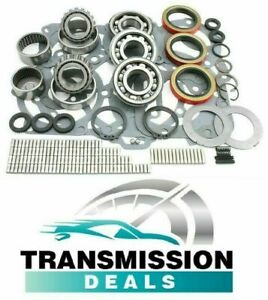 Transfer Case Bearing Rebuild Kit divorced For Dodge Ford Np205 205 205d