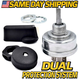 Starter Ignition Switch Replaces Miller Trailblazer 275 Dc 302 350 Kohler W knob