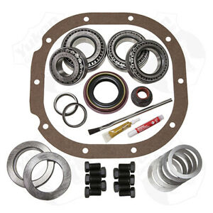 Yukon Gear And Axle Master Overhaul Kit Ford 8in Yk F8