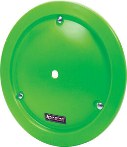Allstar Performance Universal Wheel Cover Neon Green All44239