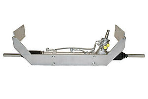 Flaming River Power Rack Pinion Cradle System Fr300pw1