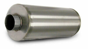 Corsa Performance Diesel Muffler 4in In ou T Center In out 8004000