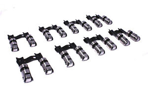 Comp Cams Bbc Endure X Solid Roller Lifters 866 16