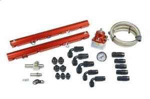 Aeromotive Fuel Rail Kit 86 95 For Ford 5 0l Mustangs 14102